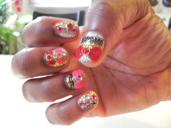 Celeb Nail Artist Naomi Yasuda Does My Nails Joy Loves Fashion