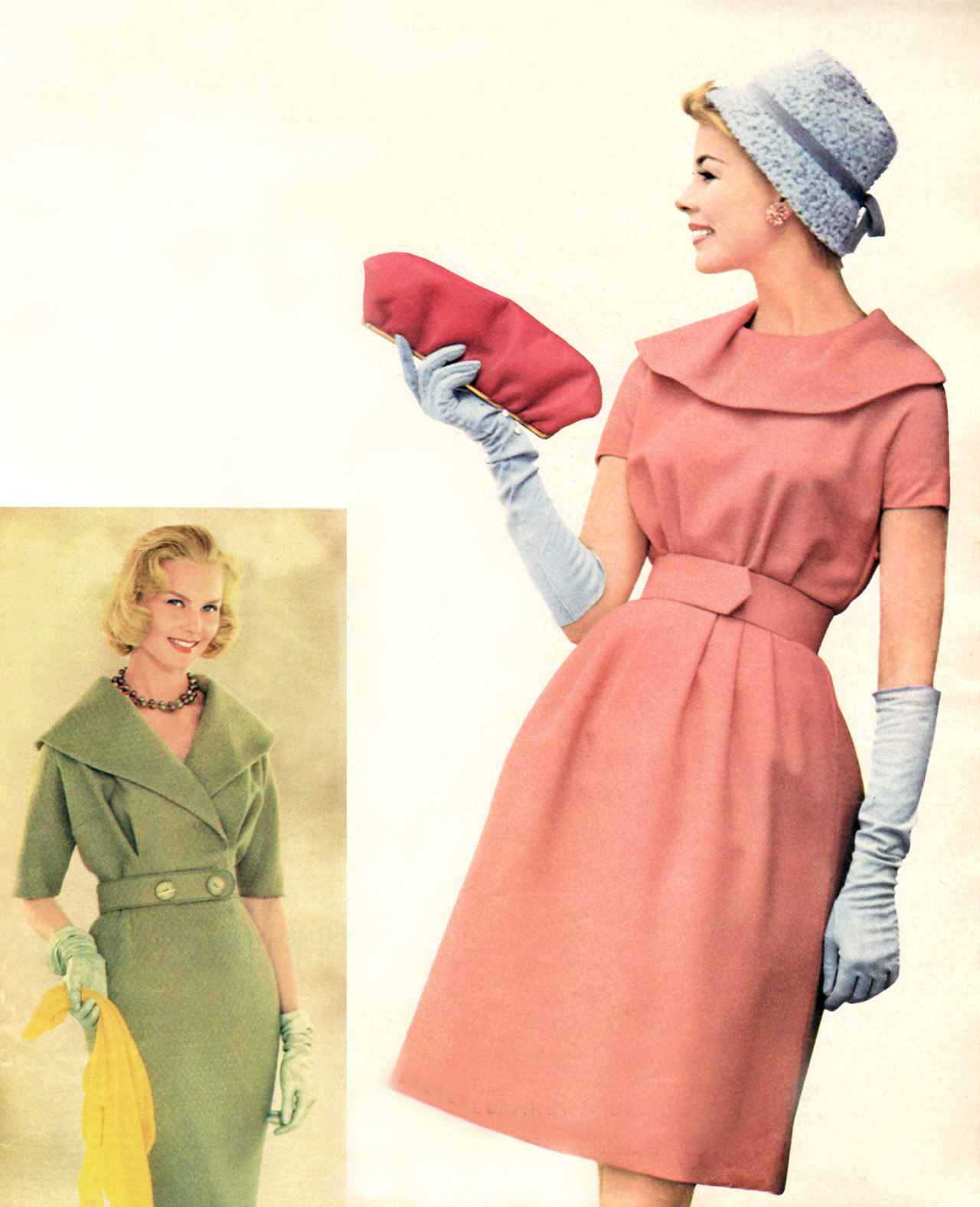 Fashion in the late 1950s 69