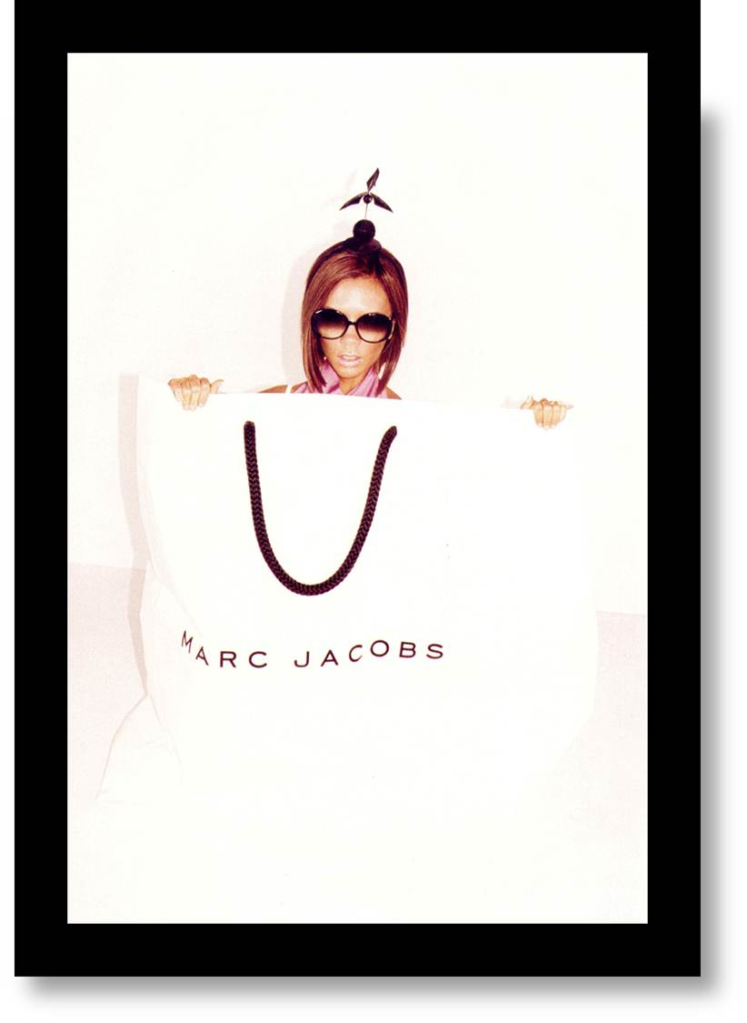victoria beckham marc jacobs shopping bag   joy loves fashionjoy loves fashion
