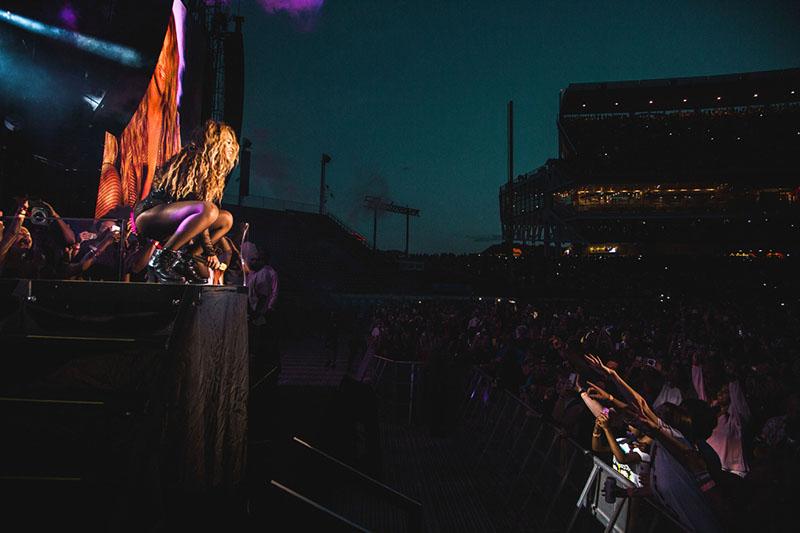Beyonce & JAY Z - On The Run Tour - Cincinnati