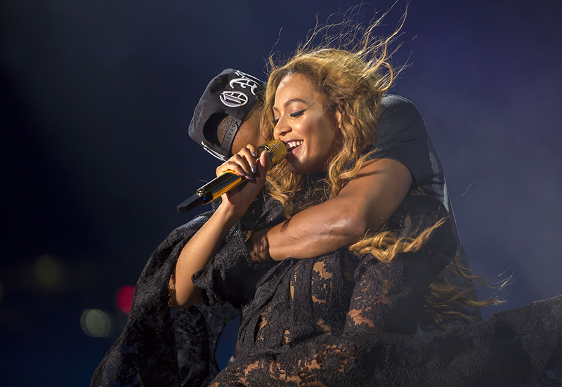 Beyonce & JAY Z - On The Run Tour - New Jersey - July 12