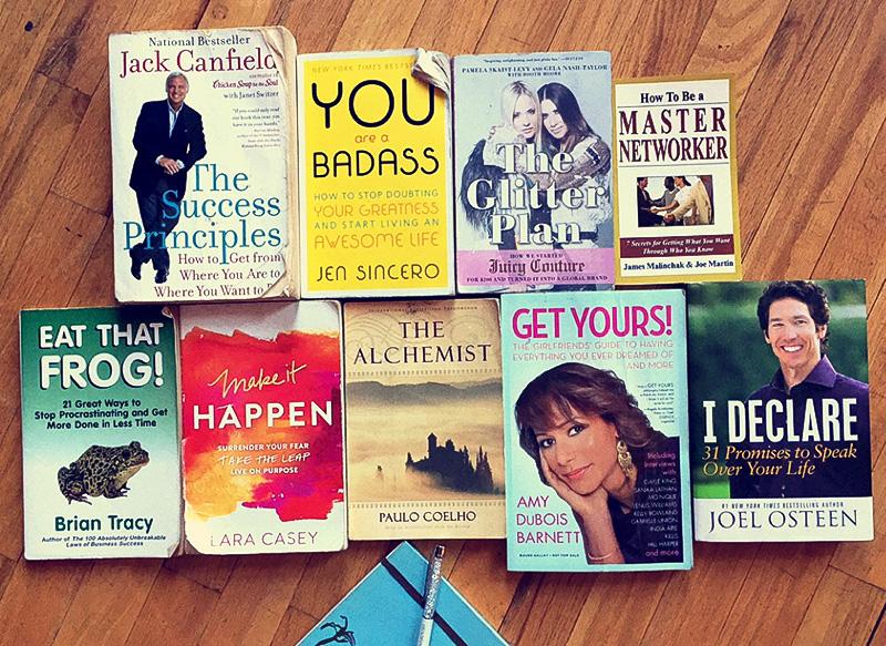Best Personal Development BooksJOY LOVES FASHION